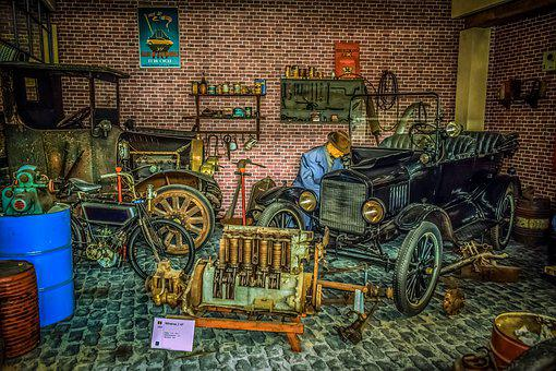 Garage, Repairs, Car, Mechanic, Workshop, Service, Fix