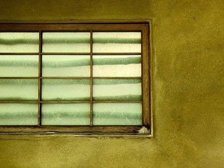 Window, Architecture, Japanese Garden