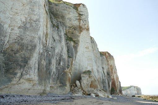 Rock, Height, Coast, Nature, Chalk Cliff