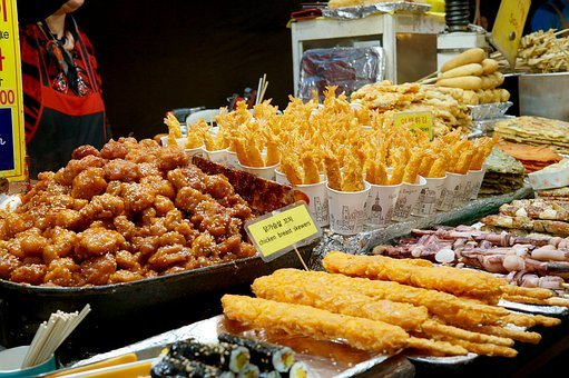 Korean Food, Korea, Cuisine, Delicious, Food, Diet