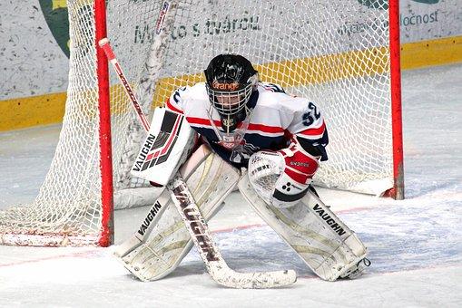 Hockey, Goalkeeper, Buly, Ready, Sports, Helmet, Mask