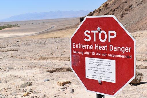 Desert, Hot, Arid, Danger, Nevada, Nature, Dry