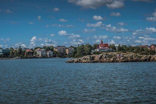 Sea, Sea Baltic, Costa, Nature, Water, Holiday, Sand