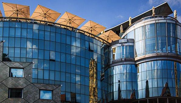 Mirror, Roof Terrace, Sail Shade