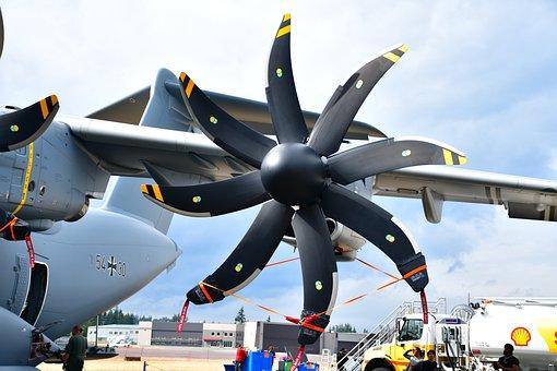 A400m Propeller, Scimitar Propeller
