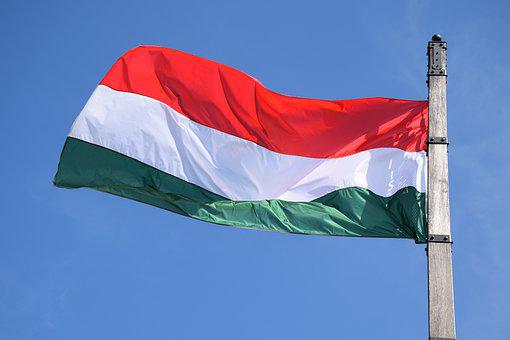 Flag, Hungarian, Hungary, Symbol, National, Country