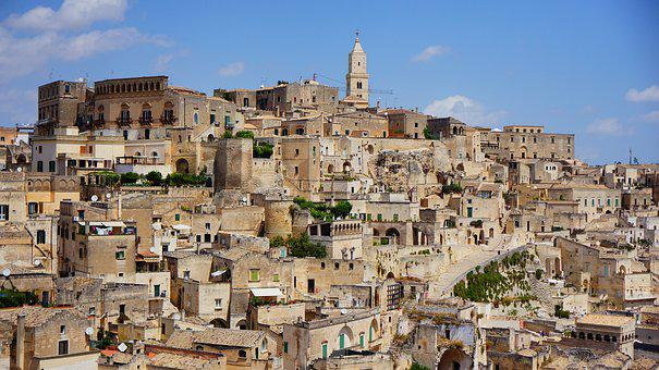 The Old Town, Italy, Architecture, Europe, Old, City