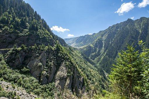 Rumania, Transylvania, Harghita, Tourism, Nature