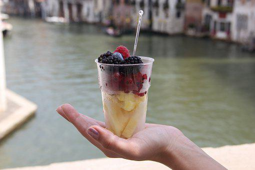 Venice, Italy, Travel, Channel, Fruit, Summer, Healthy