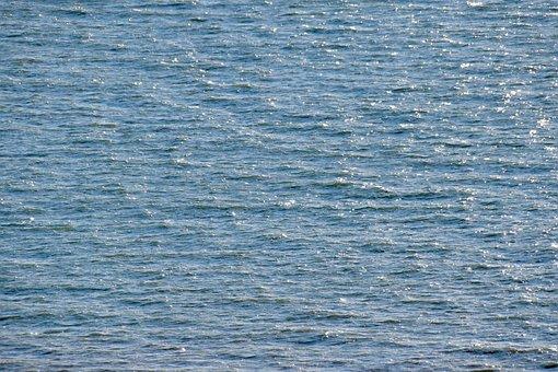 Water, Sea, Large Expanse Of Water, Blue, Ocean, Waves