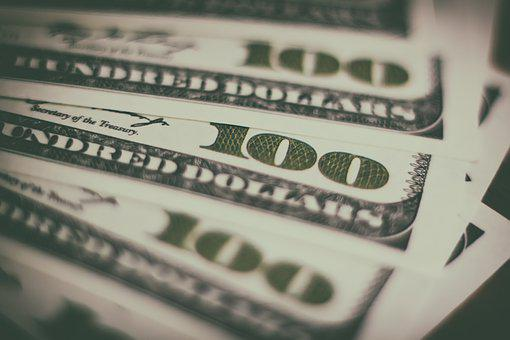 Dollar, Money, Finance, Currency, Business, Wealth