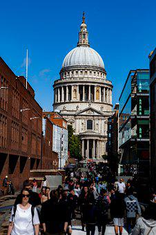 St Pauls, St Pauls Cathedral, London, Architecture