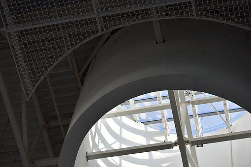 Structure, Top, Building, Airport, Roof