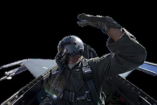 Airplane, Pilot, Transparent, Flight, Transportation