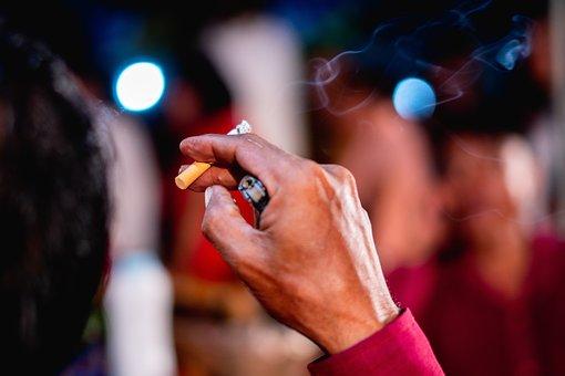 Cigarette, Smoke, Color, Health, Effects, Heartbeat