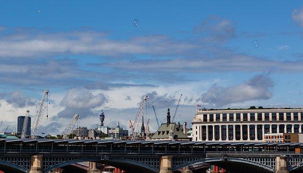 Blackfriars Bridge, Blackfriars Station, Arches, London