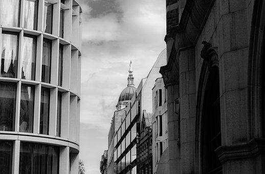 Central Criminal Court, The Old Bailey, London, Skyline