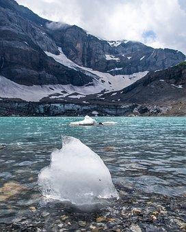 Ice, Lake, Glacier, Winter, Landscape, Nature, Cold