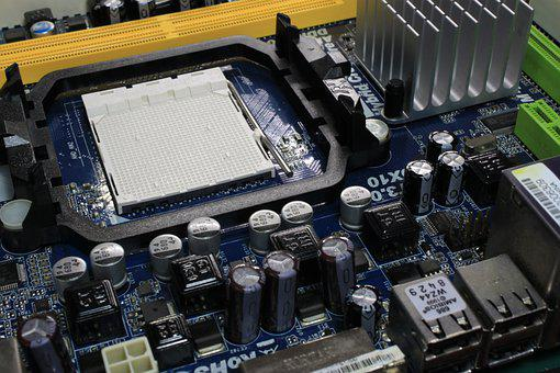 Computer, Motherboard, Pc, Mother Board, Main Board