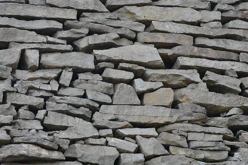 Wall, Stone, Texture, The Structure Of The, Template