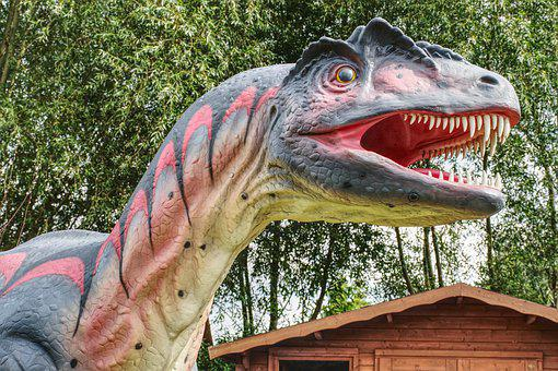 Dinosaur, Animal, Predator, Teeth, Gad, The Lizard
