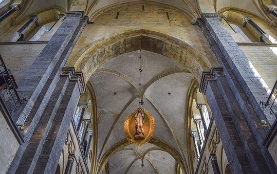 Architecture, Church, Building, Religion, Abbey Church