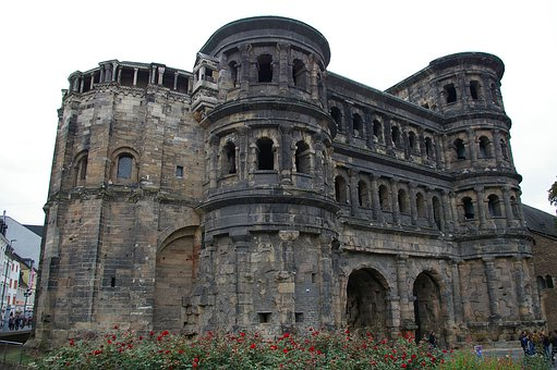 Porta Nigra, World Heritage Site, Trier, Germany
