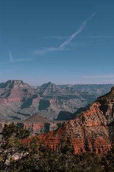 Landscape, Grand Canyon, Arizona, Canyon, Scenic