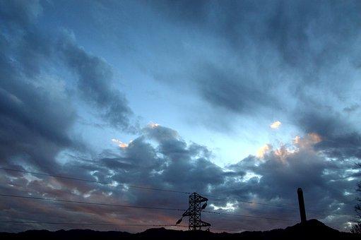 Nature, Mood, Clouds, Landscape, Sky, Sunset