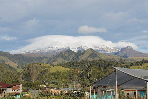 Nature, Landscape, Mountains, Cold