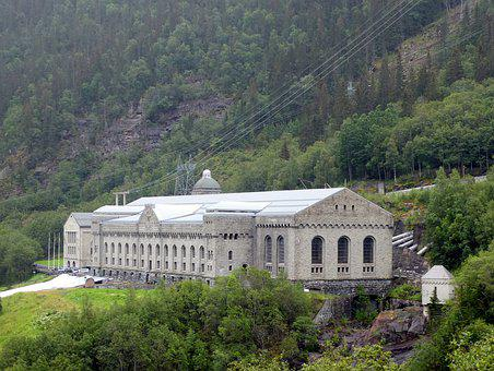 Vemork, Power Plant, Rjukan, Norway, Sabotage, Nazis