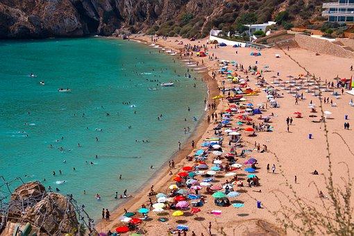 Beach, Summer, Sea, Ocean, Vacation, Sand, Water