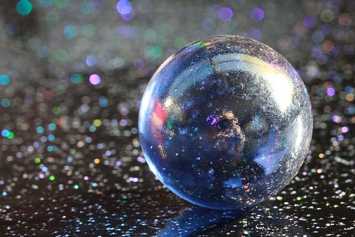 Ball, Glass, Toys, Color, Round, Colorful, Transparent