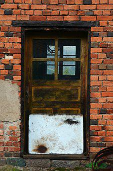 Door, Vintage, Old, Wood, Design, Entrance, Texture