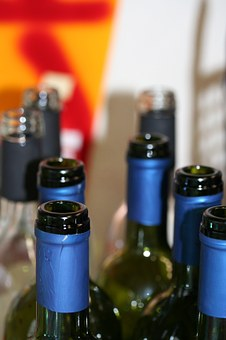 Wine Bottle, Bottles, Bottleneck, Wine, Drink, Alcohol