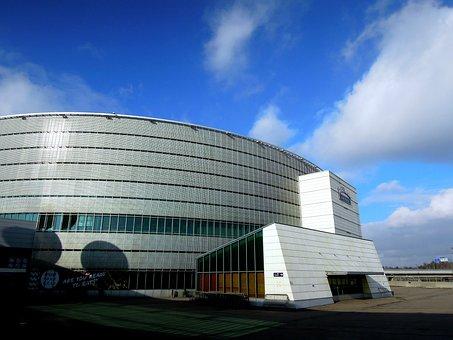 Helsinki, Pasila, Hartwall Areena, Arena, Hockey