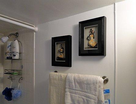 Bathroom, Hygiene, Health, Bath, Washing, The Scenery