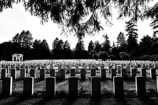 Life, Beauty, Scene, Death, Die, Cemetery, Bench