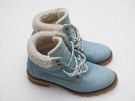 Shoes, Winter Boots, Leather Boots, Boots, Warm