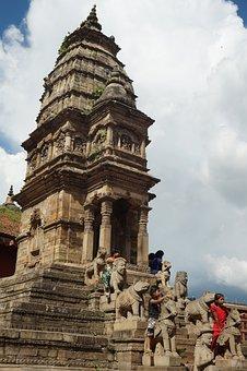 Ancient Architecture, Nepal, Temple, Buck Poole, Durbar