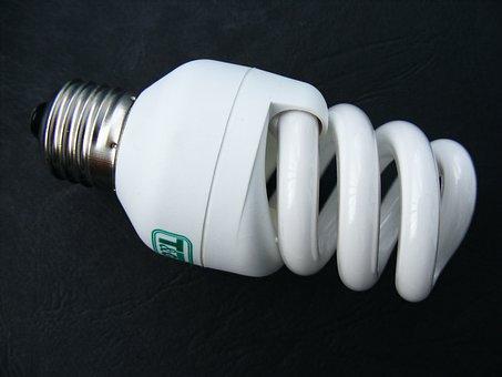 Bulb, Technology, Energy Saving Lamp, Lamp, Light