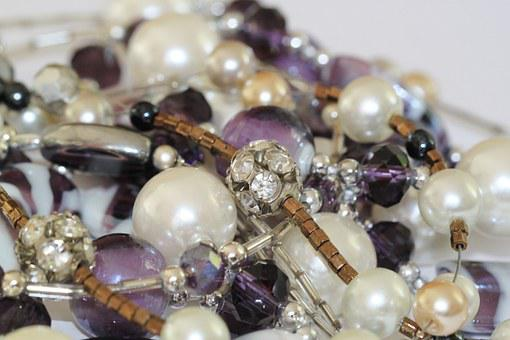 Jewellery, Beads, Chain, Necklace, Pearl, Beautiful