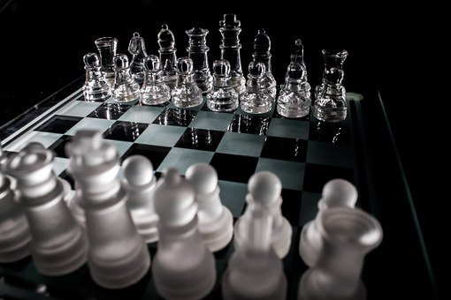 Ajedrez, King, Chess, Game, Competition, Black