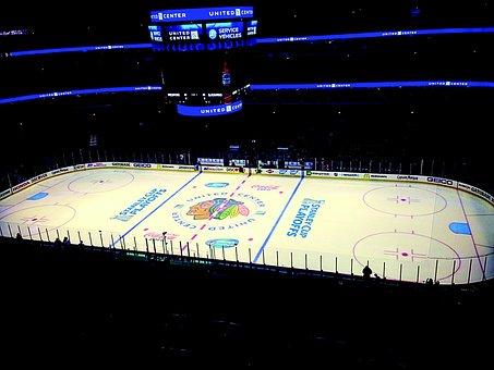 Blackhawks, Chicago, United Center, Hockey, Nhl