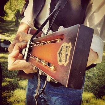 Dobro, String Instrument, Musician, Music, Country