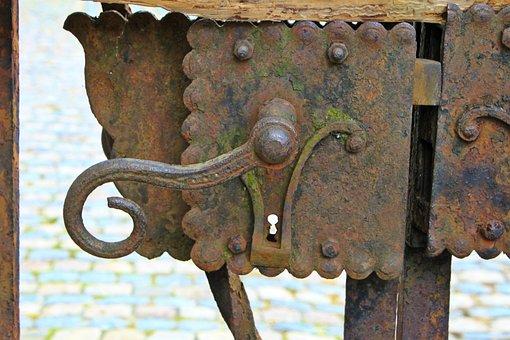 Door Knob, Jack, Door Handle, Metal, Door Lock, Handle