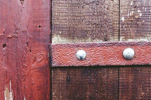 Goal, Wood, Battens, Old, Door, Boards, Gateway