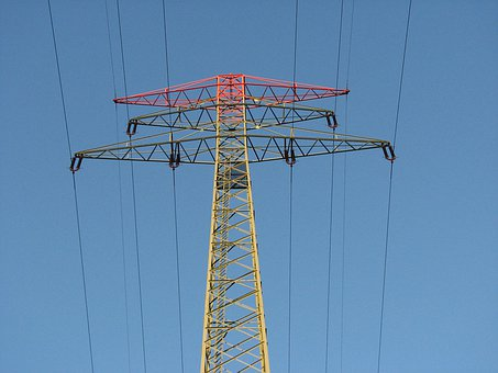 Electricity, Power, Energy, Power Line, Technology