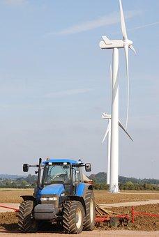 Wind Turbine, Power Generation, Energy, Turbine