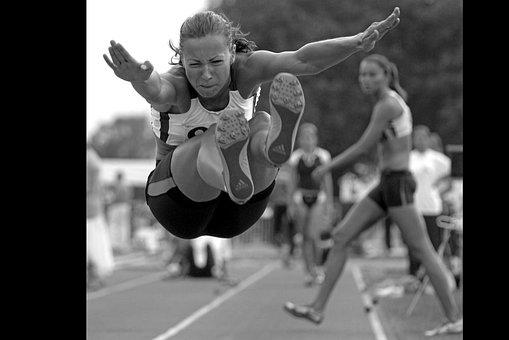 Sport, Jump, Long Jump, Games, Sports, Athletics